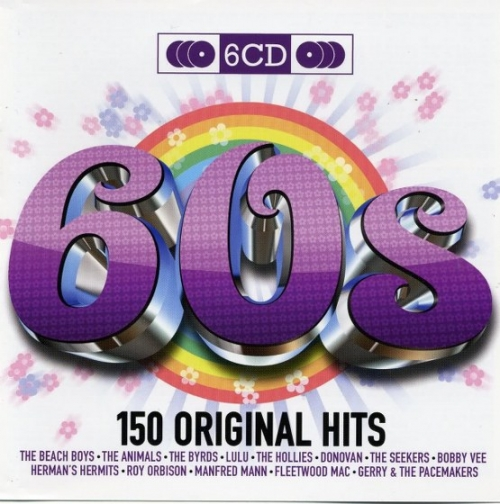 VA – 150 Original Hits 60's (6CD Box Set) (2010)