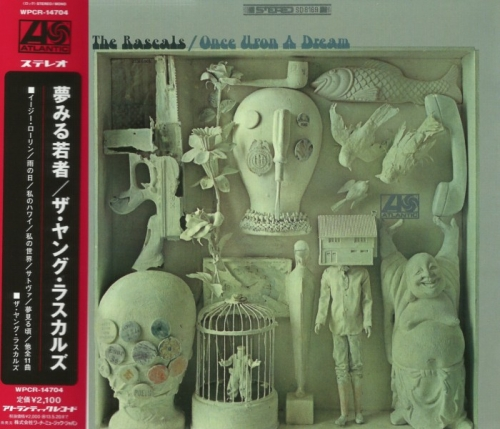 The Rascals – Once Upon a Dream (1968) [Japan remaster] (2012) Lossless