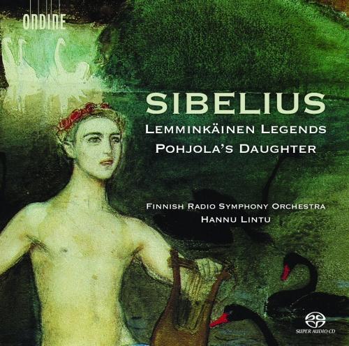 Finnish Radio Symphony Orchestra, Hannu Lintu – Sibelius: Lemminkäinen Suite, Pohjola's Daughter (2015) {SACD}