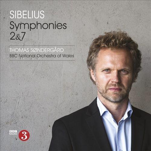 Thomas Søndergård / BBC National Orchestra of Wales – Sibelius: Symphonies Nos. 2 & 7 (2015) {SACD}