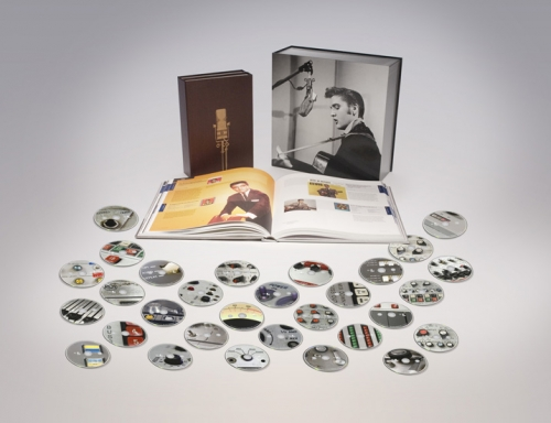 Elvis Presley - The Complete Elvis Presley Masters [30 CD Box Set] (2010) (LOSSLESS)