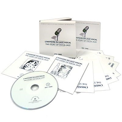 VA - L'Histoire Du Jazz Vocal - The Story Of Vocal Jazz 1911-1940 (10 CD) (2004)