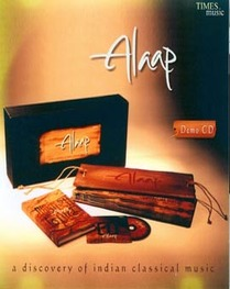 VA - Alaap. A Discovery of Indian Classical Music [20 CD Box Set + Book] (2000) (LOSSLESS & MP3)