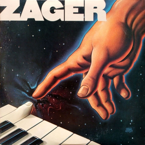 The Michael Zager Band – Zager (1980) [LP]