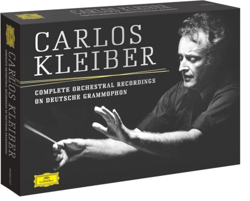 Carlos Kleiber: Complete Orchestral Recordings On Deutsche Grammophon (2014) {Blu-Ray Pure Audio}