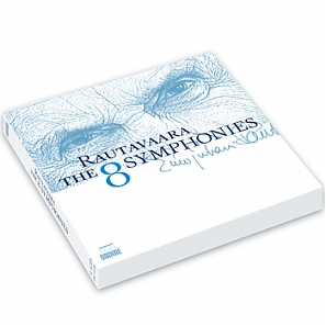 Einojuhani Rautavaara - The 8 Symphonies [4 CD Box Set] (2009)