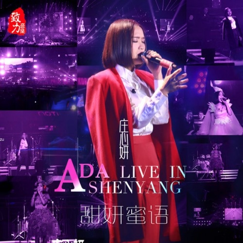 Zhuang Xin Yan [庄心妍] - Live in Shenyang (2016) (LOSSLESS & MP3)