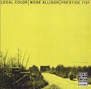 Mose Allison - Local Color (1957)