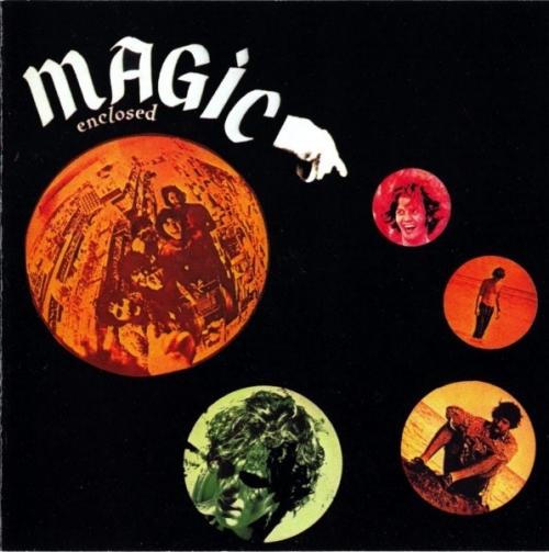 Magic - Enclosed (1969) [Remastered] [1998] Lossless