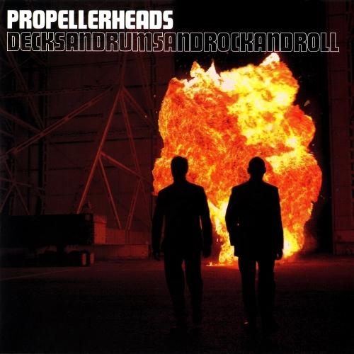 Propellerheads - Decksandrumsandrockandroll [Japanese Edition] (1998)