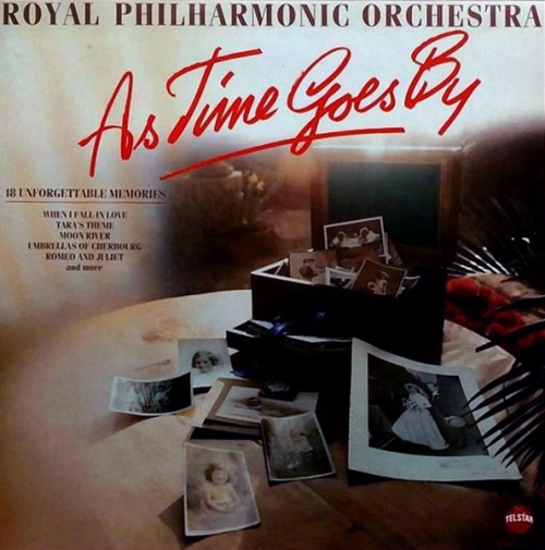 The Royal Philharmonic Orchestra cond. Harry Rabinowitz - As Time Goes By (1984)