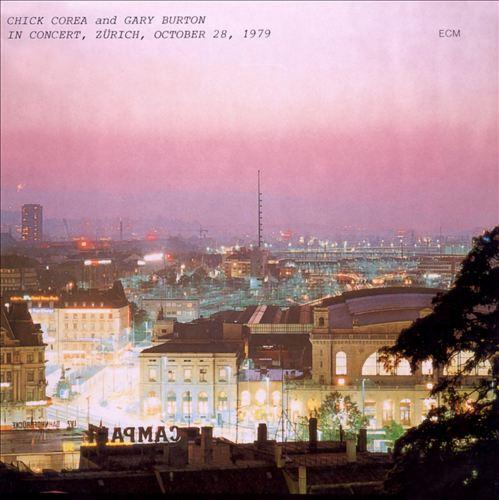 Chick Corea & Gary Burton - In Concert, Zurich (1980)