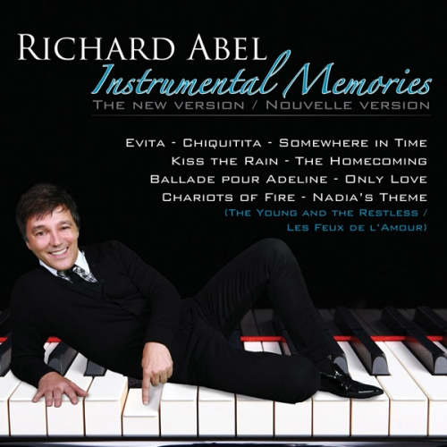 Richard Abel - Instrumental Memories vol.1 (2010)