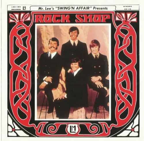 Rock Shop - Mr Lee's Swingin Affair Presents (1968) (2006) Lossless