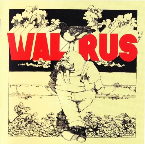 Walrus - Walrus (1970) [Remastered] [2008] Lossless