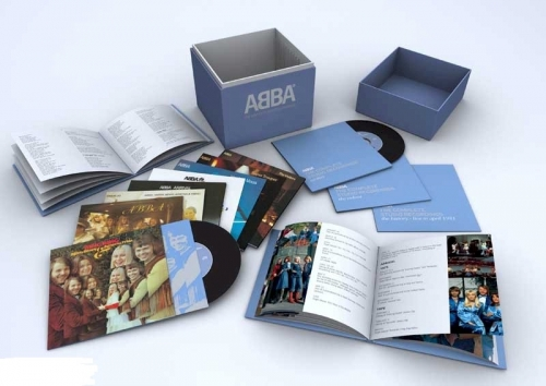 ABBA - The Complete Studio Recordings (2005) (LOSSLESS)