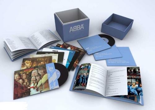 ABBA - The Complete Studio Recordings (2005) (LOSSLESS)