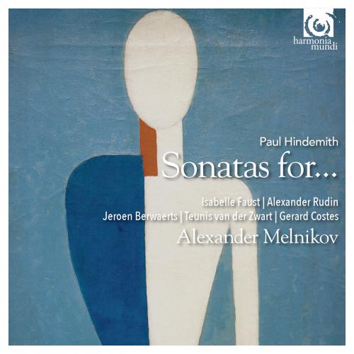 Alexander Melnikov - Hindemith: Sonatas for... (2015) {HD Tracks}