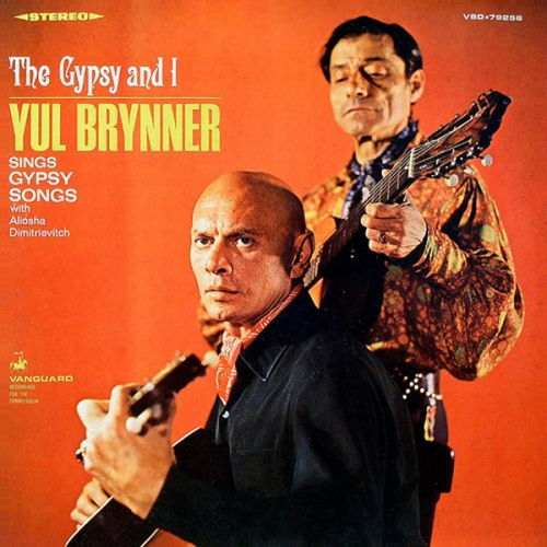 Yul Brynner with Aliosha Dimitrievitch – The Gypsy And I (1967)
