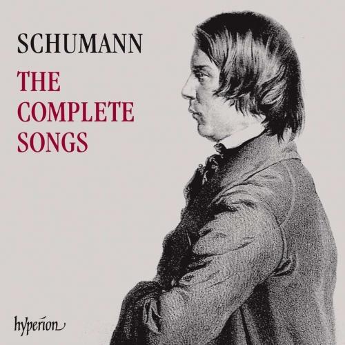 Robert Schumann - The Complete Songs [11 CD Box Set] (2010)