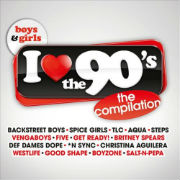 VA - I love The 90s - Boys And Girls Edition (2014)