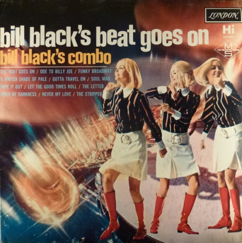 Bill Black's Combo - Bill Black's Beat Goes On (1968)