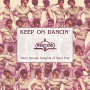 VA - Keep On Dancin: Disco Boogie Delights Of West End (2015)