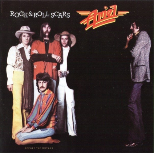 Ariel - Rock & Roll Scars (1975) [Remastered] (2002)Lossless