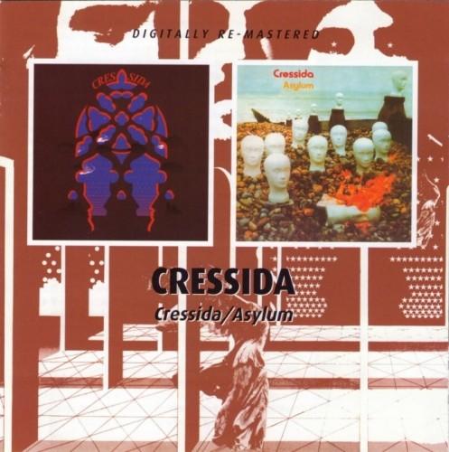 Cressida - Cressida/Asylum (1970/71) Remaster (2009) Lossless