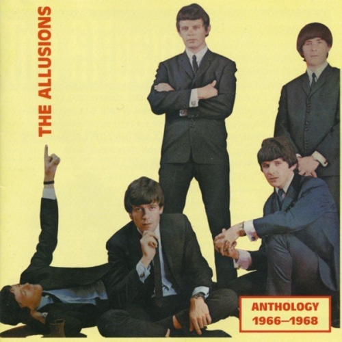 The Allusions - Anthology (1966-68) [Remastered] (2003) Lossless