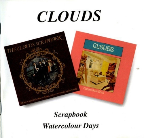Clouds - Scrapbook/Watercolour Days (1968-71) [Remastered] (1996)Lossless
