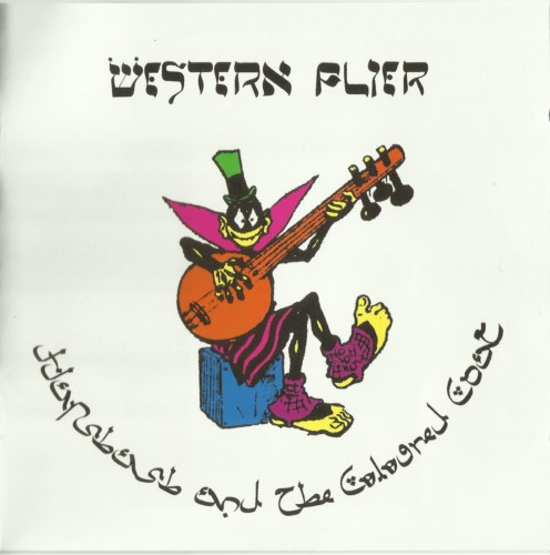 Hapshash And The Coloured Coat - Western Flier (1969) [Remastered] (2013) Lossless