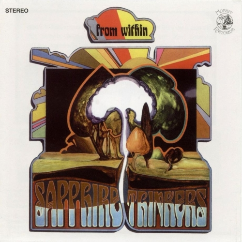 Sapphire Thinkers - From Within (1968) (2000) Lossless
