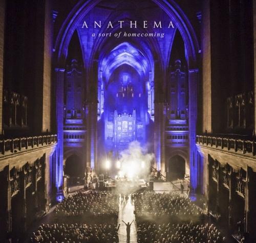 Anathema - A Sort Of Homecoming (2015) lossless