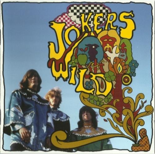 Jokers Wild - Liquid Giraffe (1967-69) [2013] Lossless