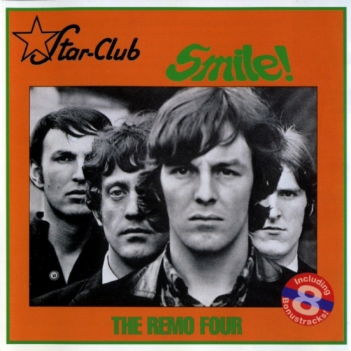 The Remo Four - Smile (1967) [Remastered] [1996] Lossless