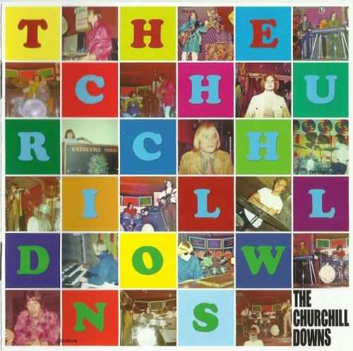The Churchill Downs - The Churchill Downs (1967-68) (2011) Lossless