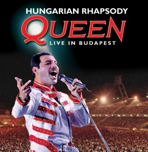 Queen - Hungarian Rhapsody: Queen Live In Budapest (2012) lossless