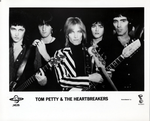 Tom Petty & The Heartbreakers - Discography [24 Albums] (1976-2015) (LOSSLESS)
