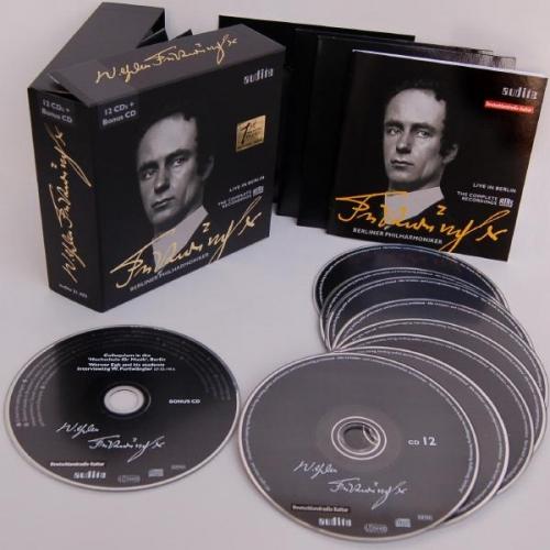 Wilhelm Furtwangler - The Complete RIAS Recordings [12CD Box Set] (2009) (LOSSLESS & MP3)