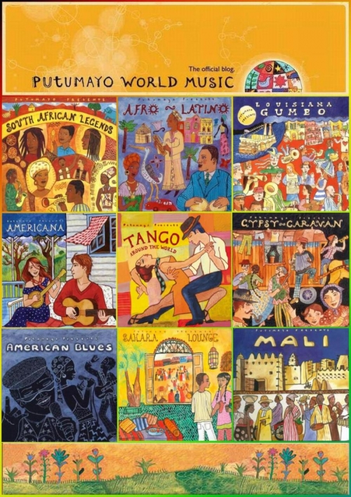 VA - Putumayo Presents (70 Albums) (2000-2004) Part 2 - 320 kbps