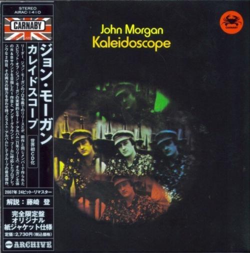 John Morgan - Kaleidoscope (1971) (Japan Remastered) (2007) Lossless