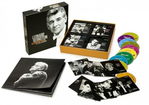 Leonard Bernstein - The Symphony Edition [60CD Box Set] (2010) (LOSSLESS)