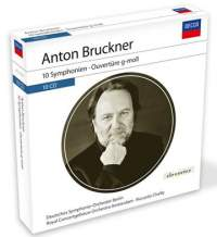 Riccardo Chailly / Royal Concertgebouw Orchestra - Anton Bruckner: 10 Symphonies; Overture in G minor [10 CD Box Set] (2016)