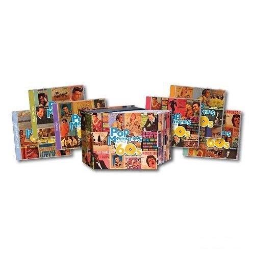 VA - Time Life - Pop Memories Of The 60's [10CD Box Set] (2011) FLAC
