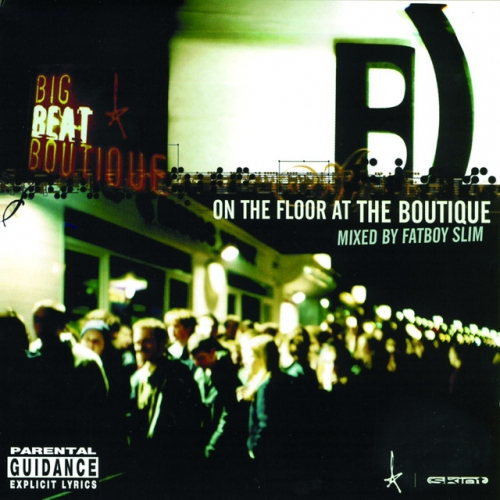 VA - On The Floor At The Boutique [by Fatboy Slim] (1998) ALAC