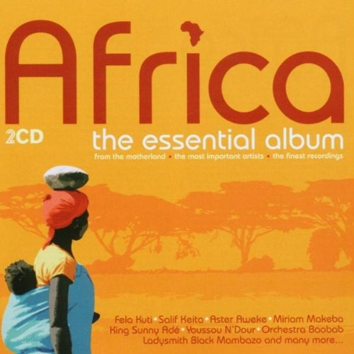 VA - Africa The Essential Album (2003) (FLAC / MP3)
