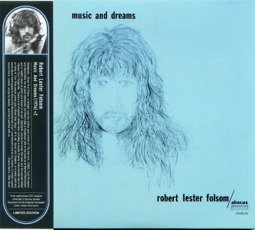 Robert Lester Folsom - Music And Dreams (1976) [korean remaster] [2010] Lossless