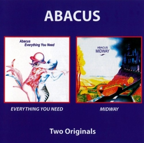 Abacus - Everything You Need/Midway (1972/74)[Remastered](2004)Lossless