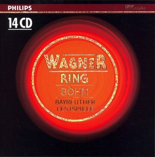 Karl Böhm - Wagner: Der Ring des Nibelungen [Bayreuth 1967] [14 CD Box Set] (1990) (LOSSLESS & MP3)